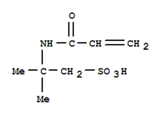 China CAS NO 15214-89-8 Acrylamido Methyl Propane Sulfonic Acid AMPS High Purity distributor